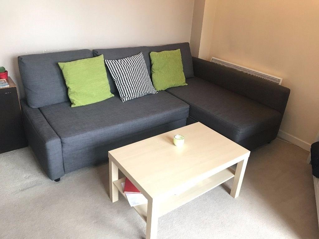 Most Up To Date Ikea Corner Sofas With Storage Within Corner Sofa Bed With Storage Friheten Skiftebo Dark Grey (Ikea (View 12 of 15)