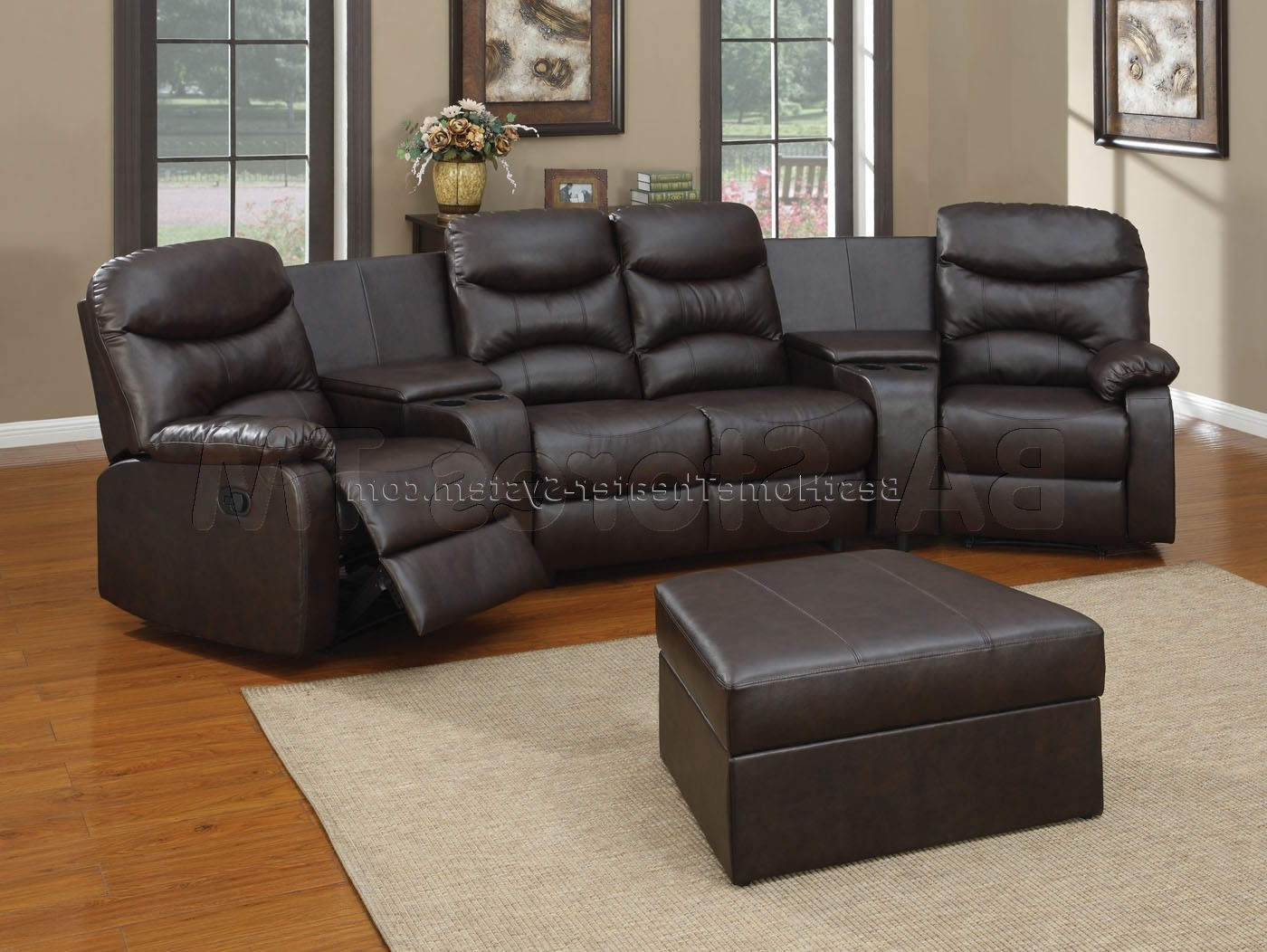 Most Up To Date Kanes Sectional Sofas Regarding Awesome Sectional Sofa Theater Style – Mediasupload (View 5 of 15)