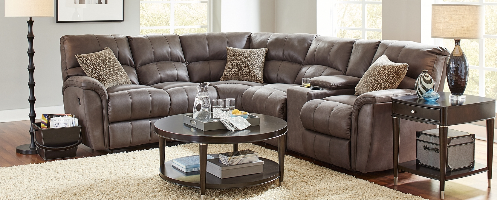 Most Up To Date Lane Furniture Sofas Intended For Sectional Couches (View 11 of 15)