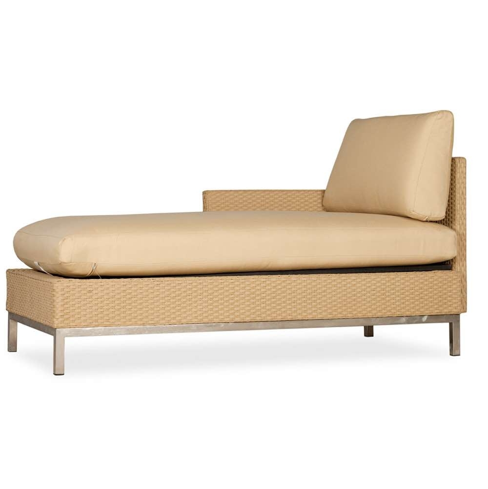 Most Up To Date Left Arm Chaise Lounges Pertaining To Chaise Lounge (View 11 of 15)
