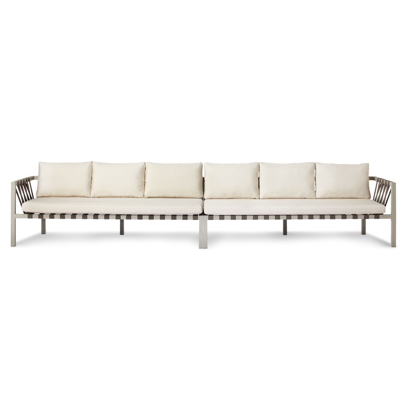 Most Up To Date Long Modern Sofas With Sofa: Long Modern Sofa (View 15 of 15)