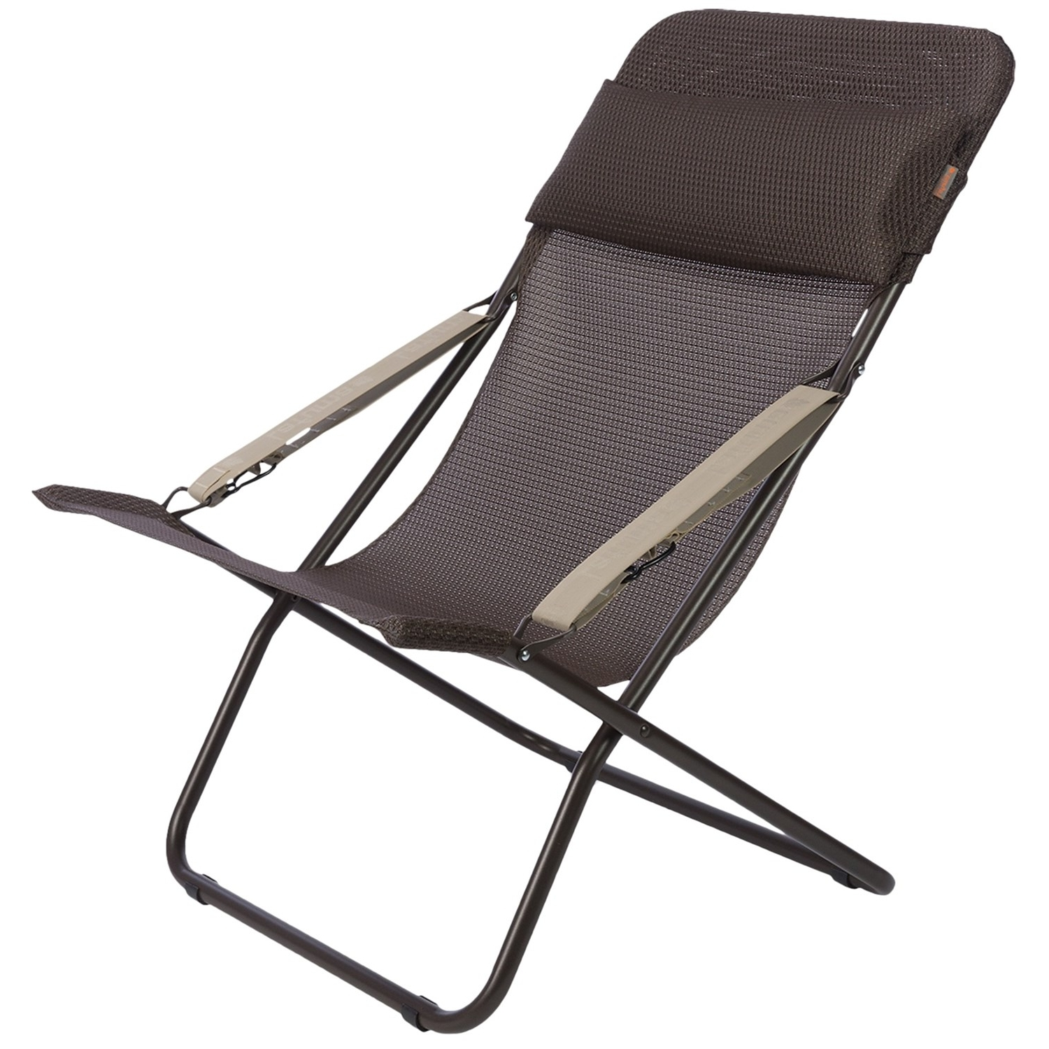 Most Up To Date Lounge Chair : Folding Lawn Chairs Sturdy Outdoor Chaise Lounge Inside Chaise Lounge Folding Chairs (View 7 of 15)