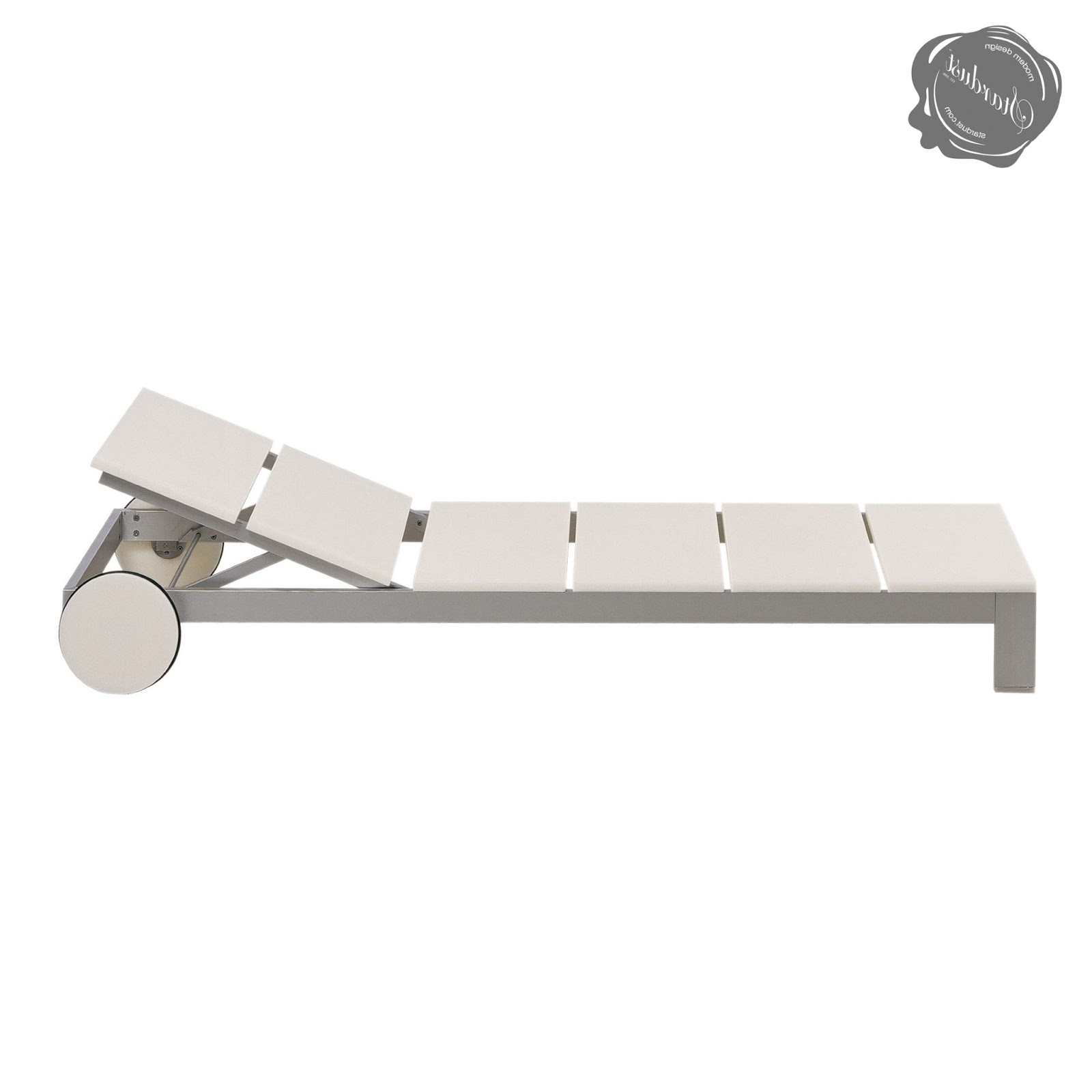 Most Up To Date Modern Outdoor: Na Xemena Furniture Tumbonagandia Blasco Pertaining To Modern Outdoor Chaise Lounges (View 9 of 15)