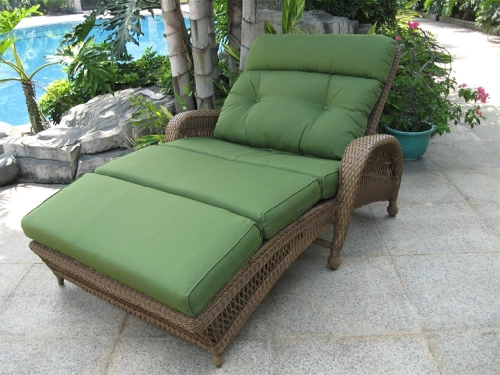 Most Up To Date Outdoor : Double Chaise Chair Oversized Chaise Lounge Indoor Extra In Extra Wide Chaise Lounges (View 13 of 15)