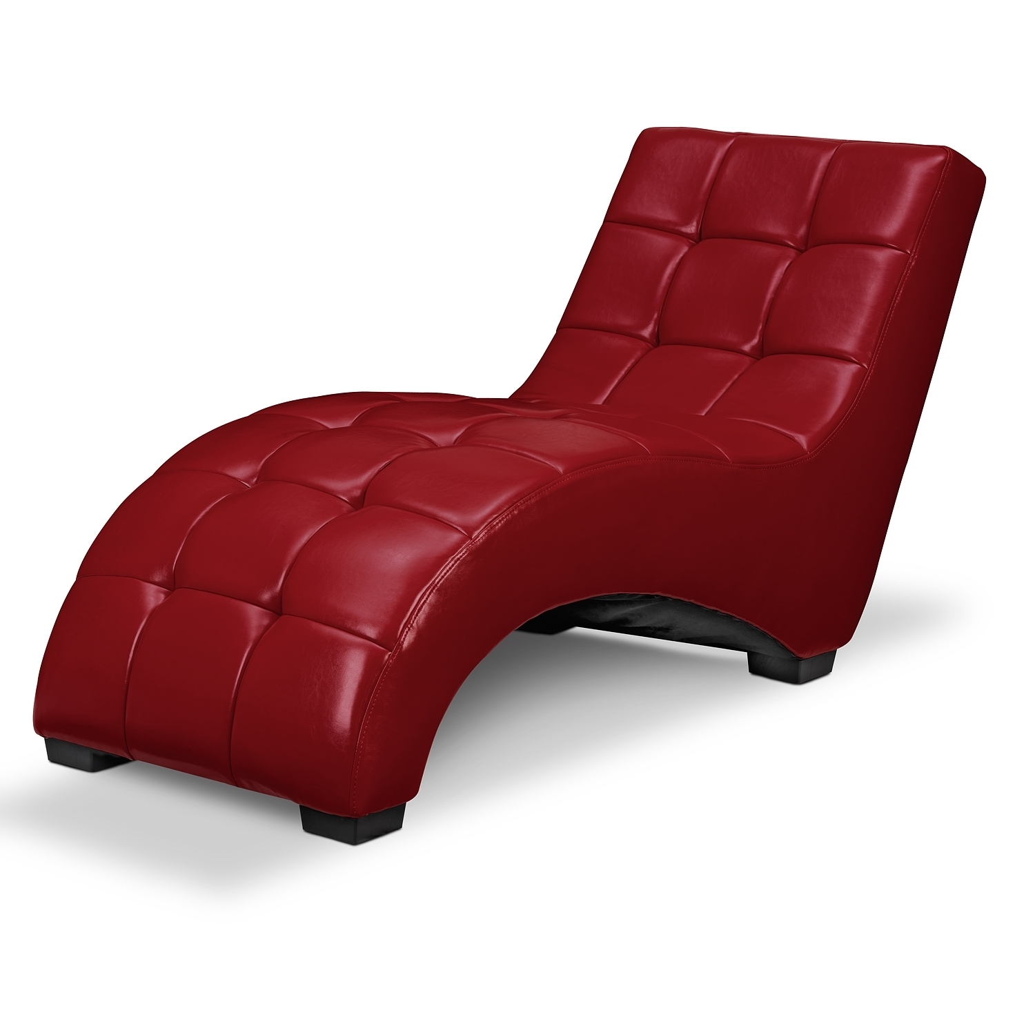 Featured Photo of Red Leather Chaises