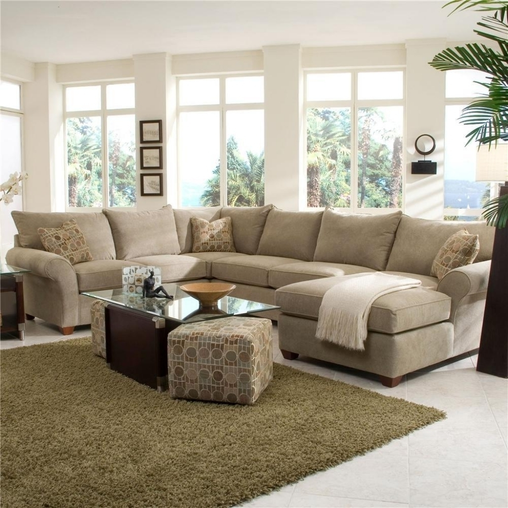 Most Up To Date Sectional Sofas With Chaise Lounge With Furniture: Sectional Sofa Bed (View 3 of 15)