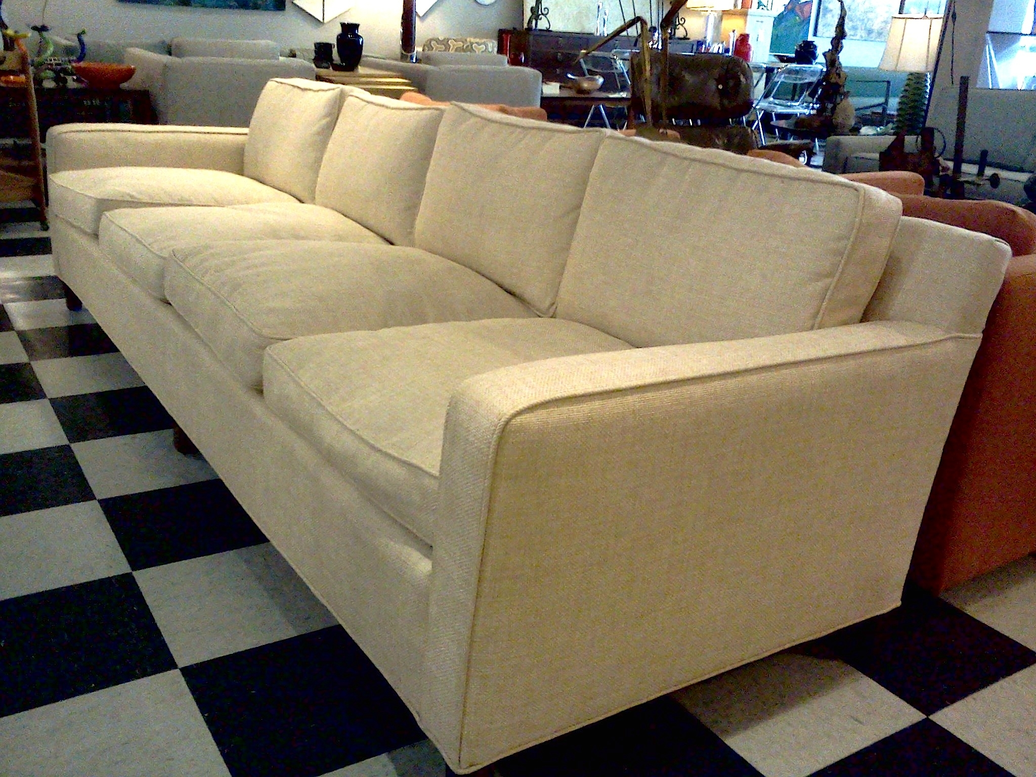 Most Up To Date Sofa : Thomasville Down Filled Sofa Down Filled Sofa Vs Foam In Down Filled Sofas (View 10 of 15)