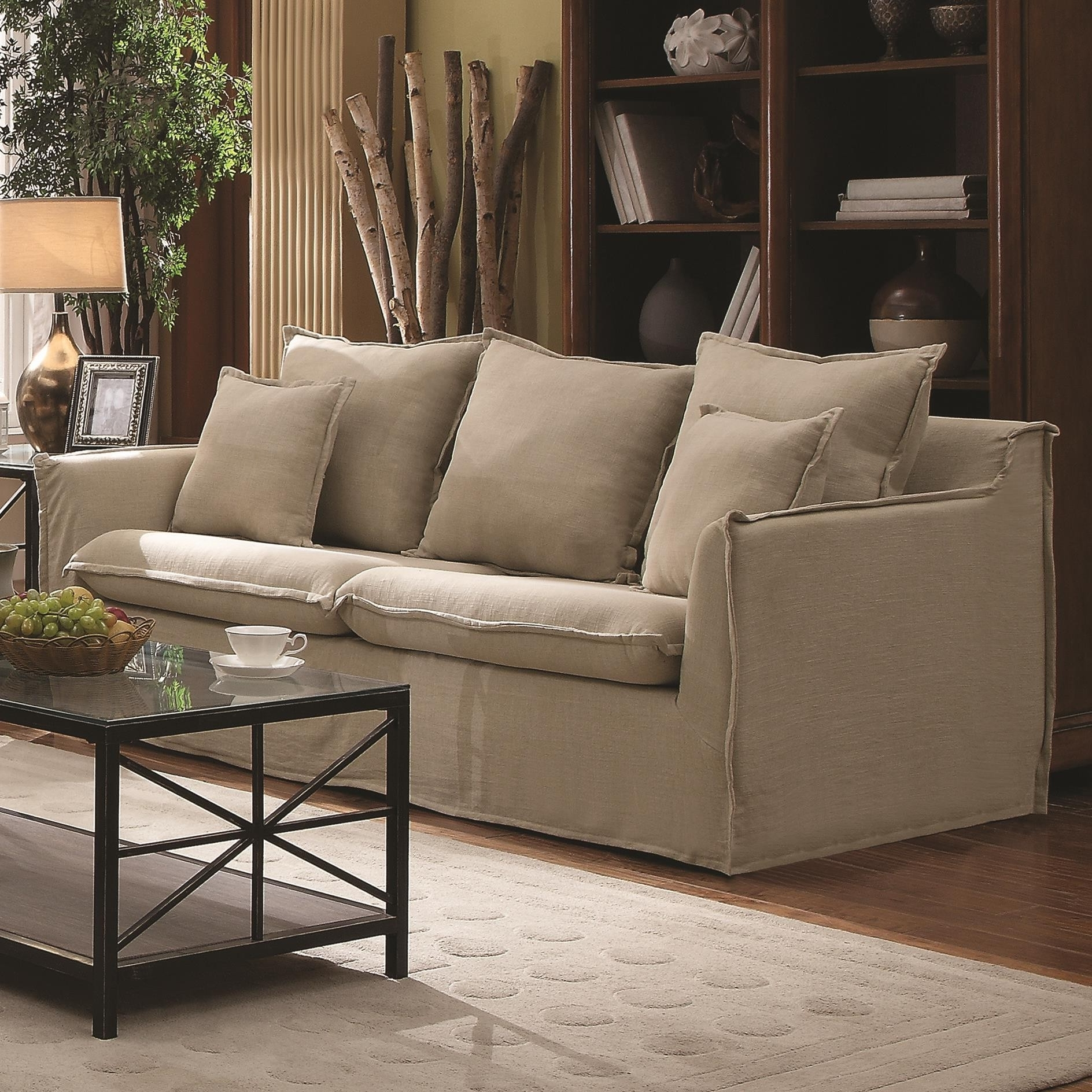Most Up To Date Washable Sofas With Sofas With Washable Slipcovers – Nrhcares (View 5 of 15)