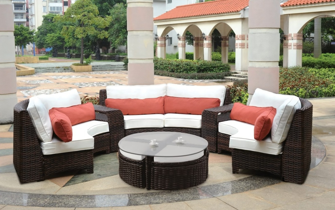 Nanaimo Sectional Sofas For Newest Patio & Pergola : Patio Couches For Sale Charismatic Patio (View 9 of 15)