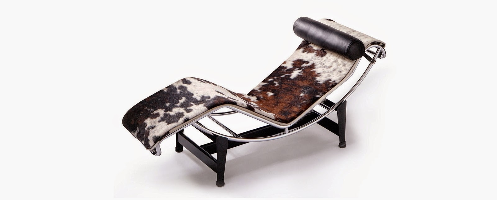 Nannasalmi Horsehair Jewelry: Le Corbusier Lc4 Chaise Lounge With Regard To Well Liked Corbusier Chaises (View 4 of 15)