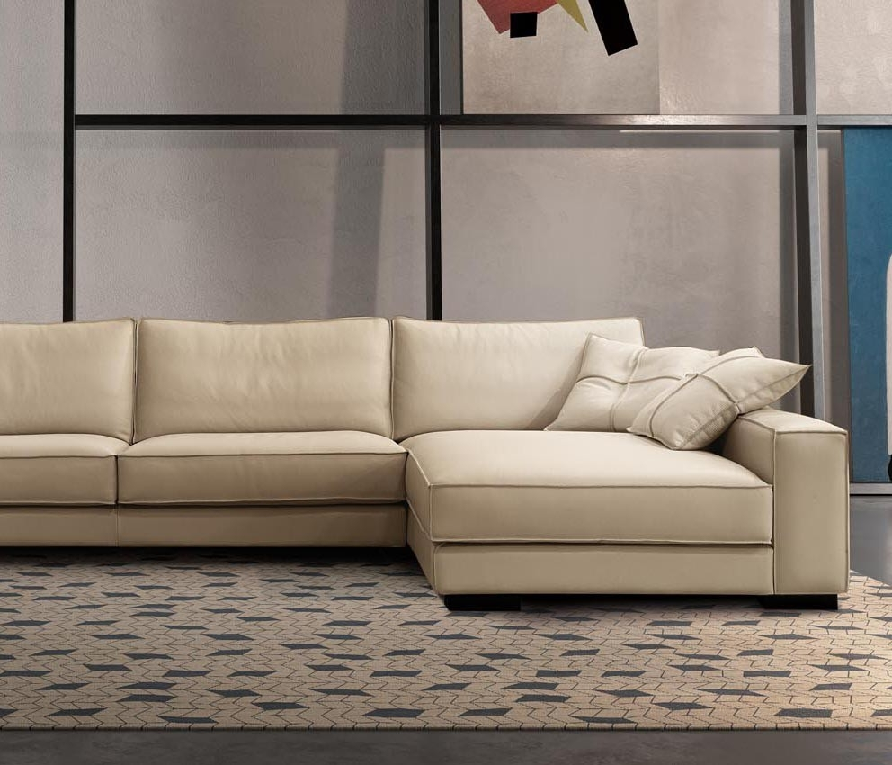 Nashua Nh Sectional Sofas With Fashionable Bond Sectional Sofa, Gamma International Italy – Italmoda (View 9 of 15)