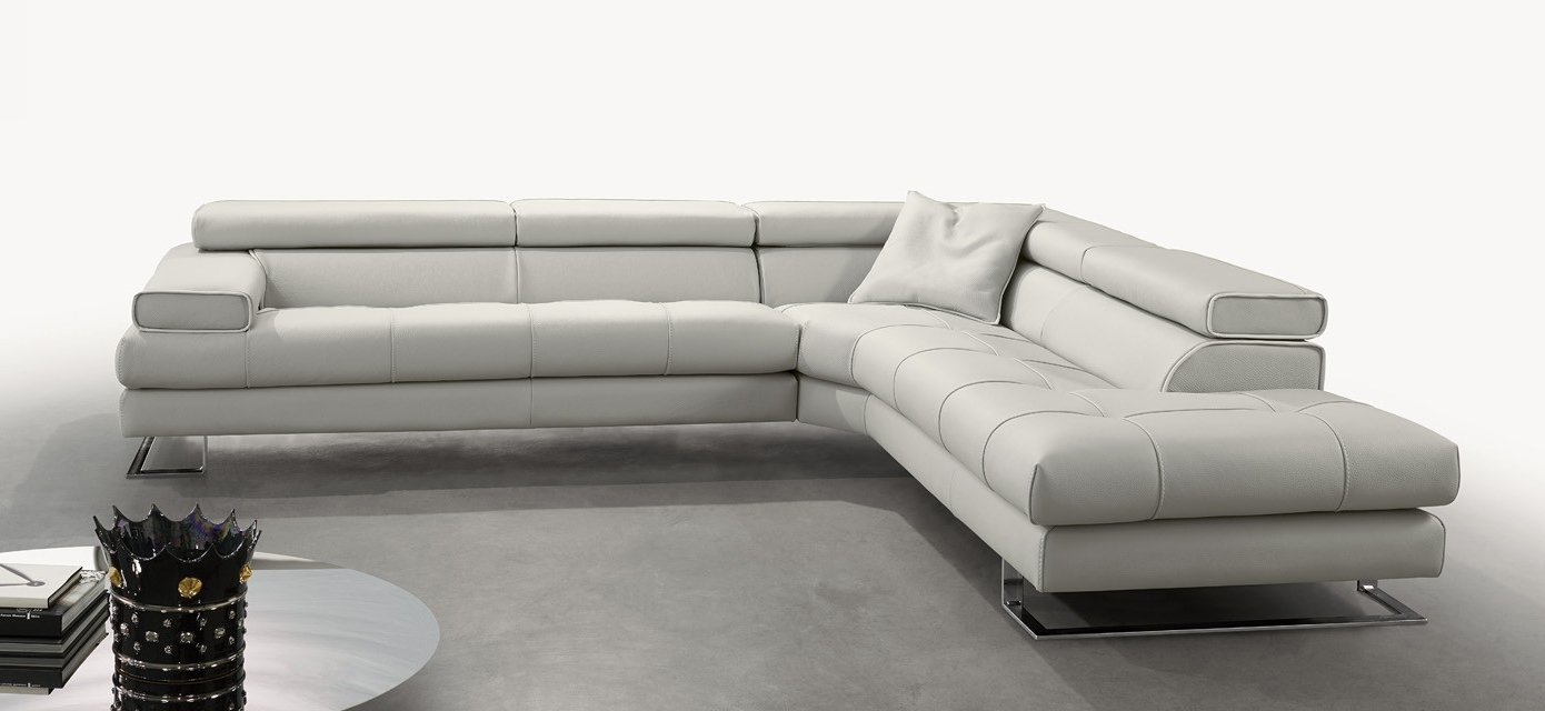 Nashua Nh Sectional Sofas Within Most Recent Avenue Sectional Sofa, Gamma International, Italy – Italmoda (View 11 of 15)