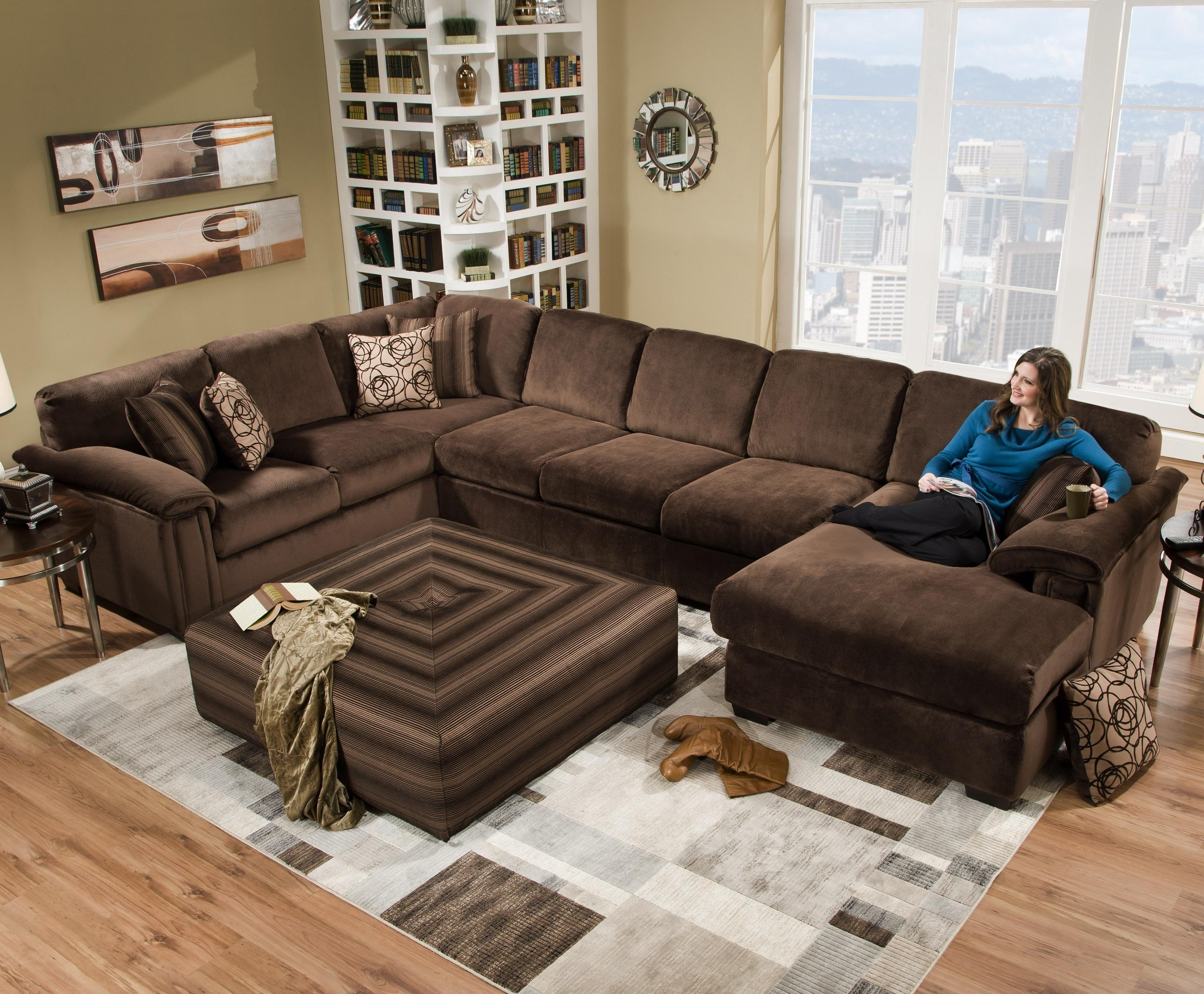 Nebraska Furniture Mart Sectional Sofas In Fashionable Furniture : Nebraska Furniture Mart Couches Lovely Six Person (View 9 of 15)