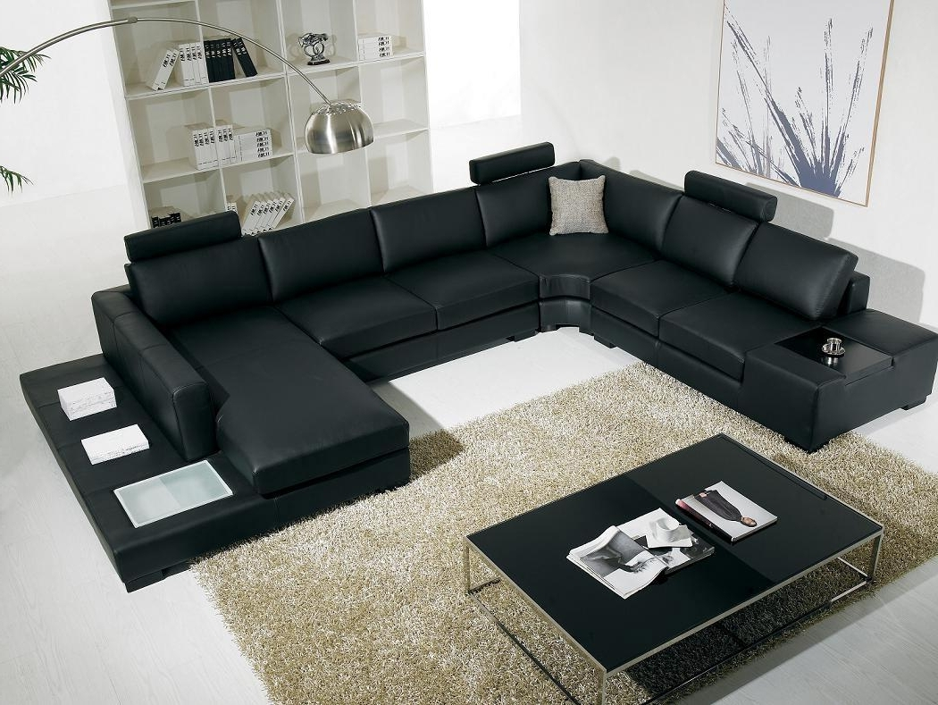 New Ideas Black Living Room Furniture Black Living Room Furniture For Recent Living Room Sofa Chairs (View 11 of 15)