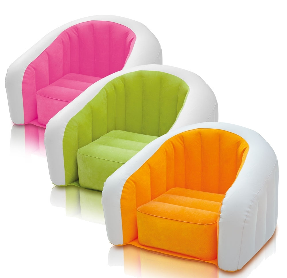 New Inflatable Sofa Package Post Original Authentic U Type Pertaining To Most Current Inflatable Sofas And Chairs (View 2 of 15)