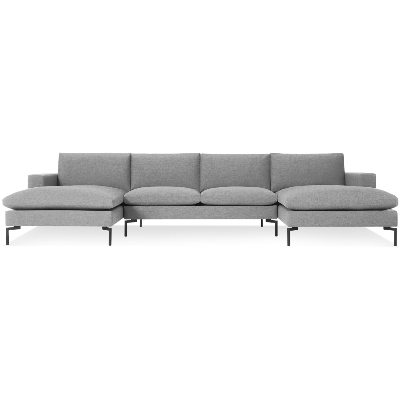 New Standard Modern U Shaped Sectional Sofa (View 11 of 15)