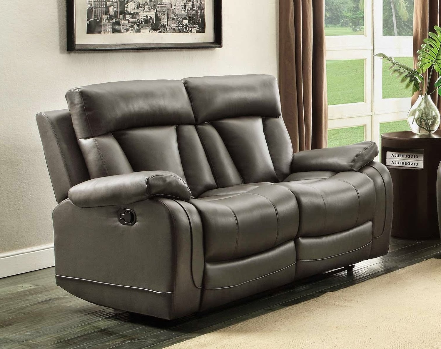 Newest 2 Seater Recliner Leather Sofas Inside Best Reclining Sofa For The Money: Vivaldi 2 Seater Reclining (View 12 of 15)