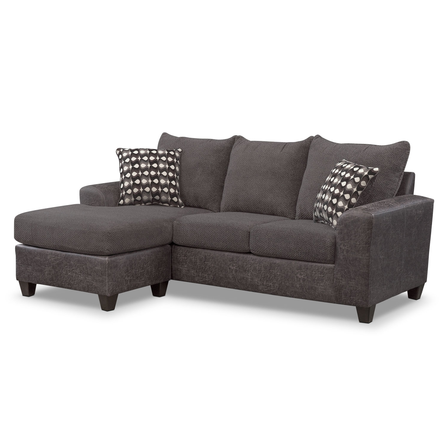 Featured Photo of Gray Sectionals With Chaise