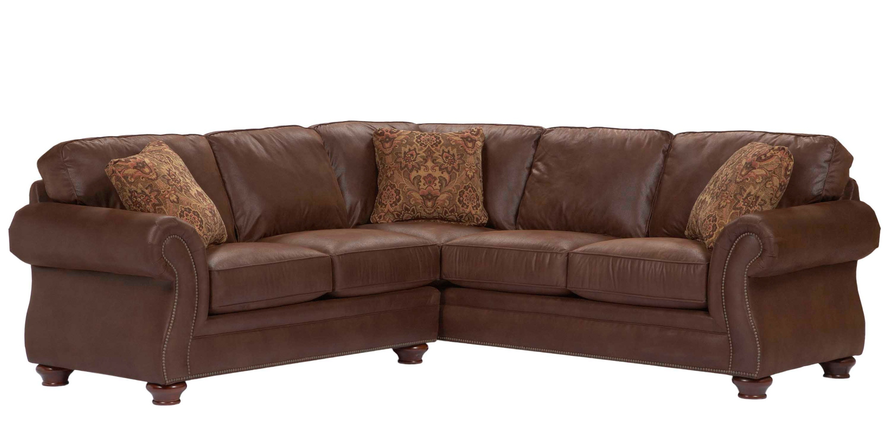 Newest Broyhill Sectional Sofas Pertaining To Broyhill Laramie Sectional 5080 1Q/5080 4Q (View 5 of 15)