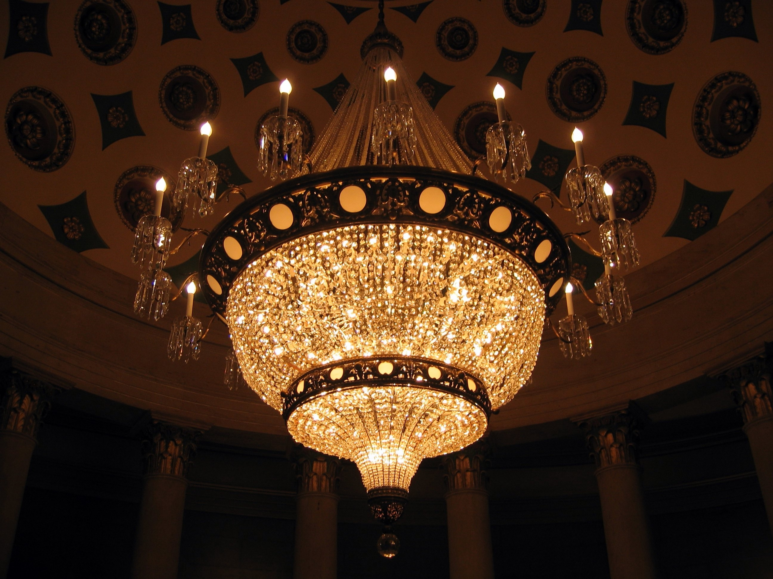 Featured Photo of Beautiful Chandelier