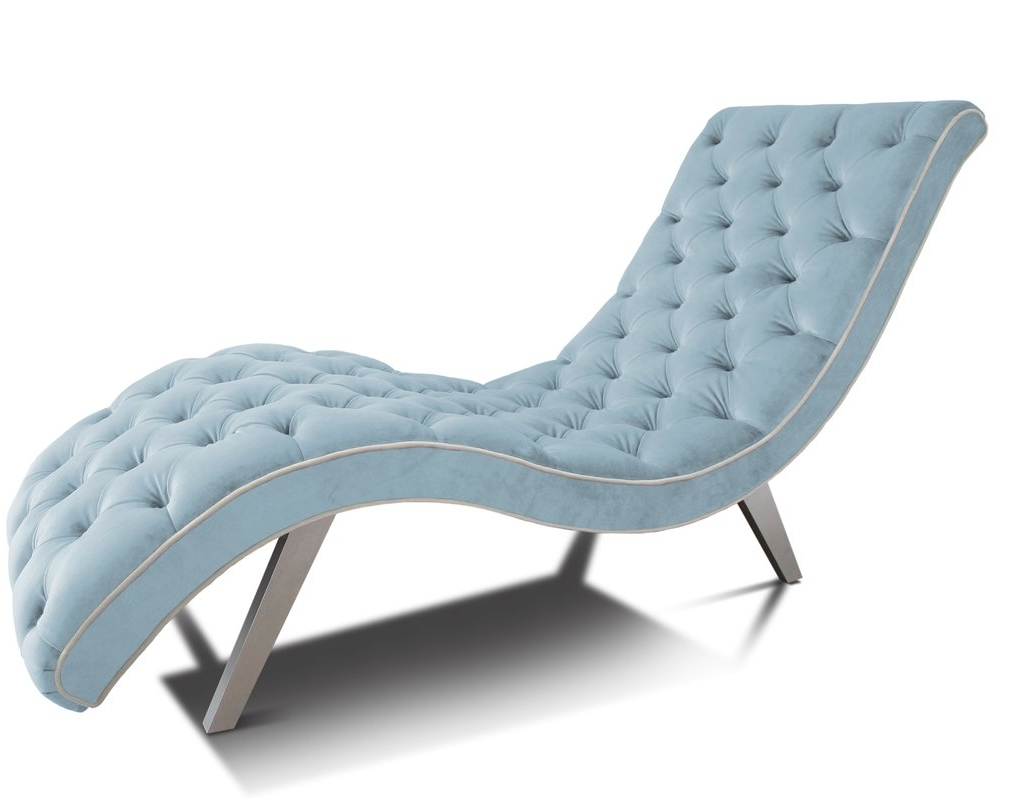 Newest Decenni Tobias Chaise Lounge & Reviews (View 7 of 15)