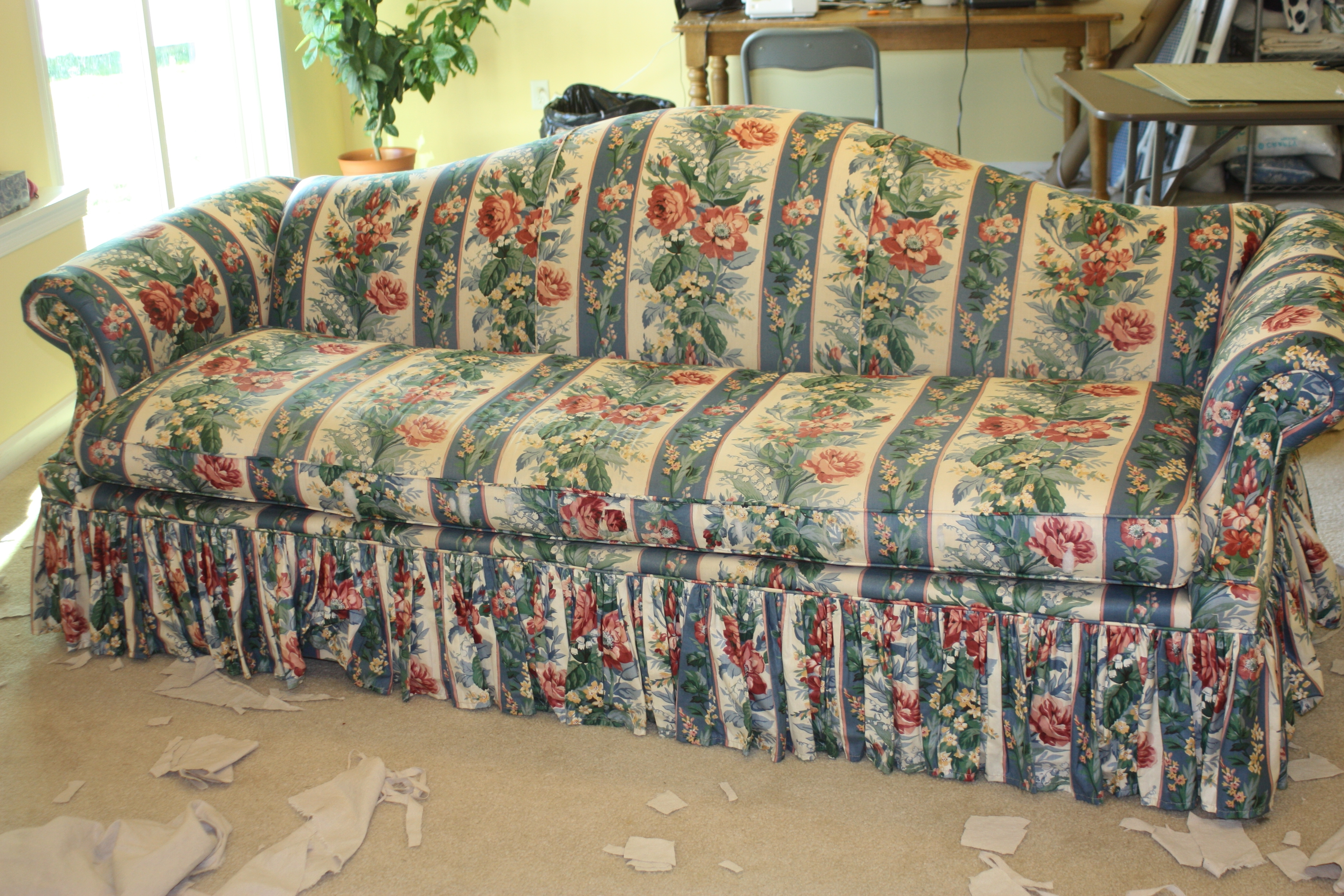 Newest Drop Cloth Sofa (View 8 of 15)