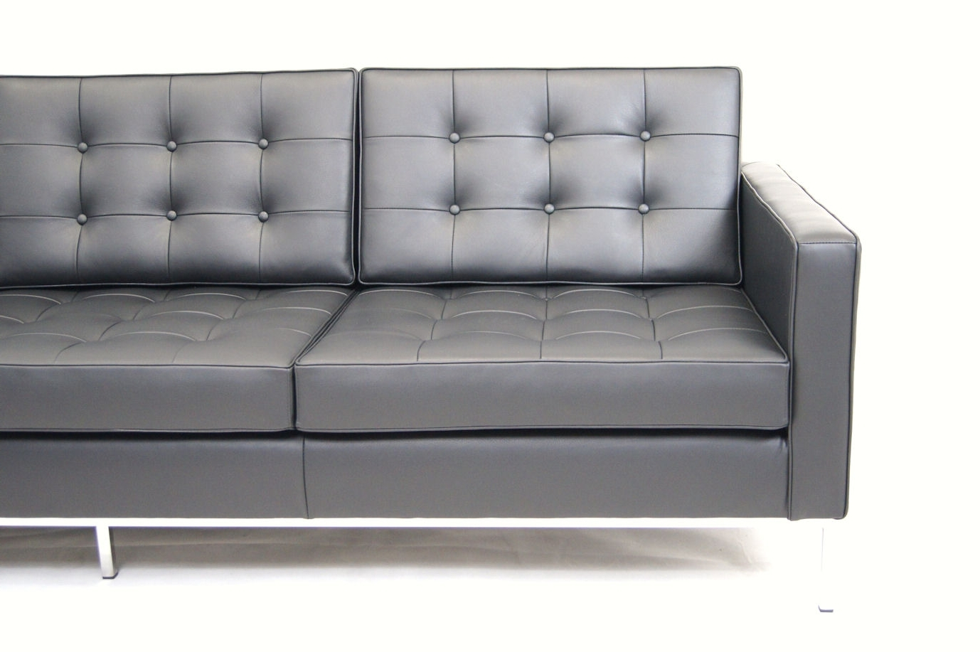 Newest Florence Knoll Leather Sofas Regarding Florence Knoll Sofa Canada « House Plans Ideas (View 5 of 15)