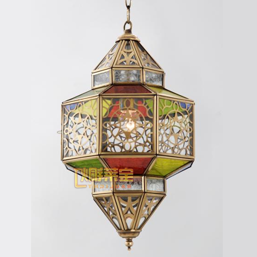 Newest Full Copper Lamps Copper Lamps Bedroom Moroccan Chandeliers Arab Pertaining To Asian Chandeliers (View 5 of 15)
