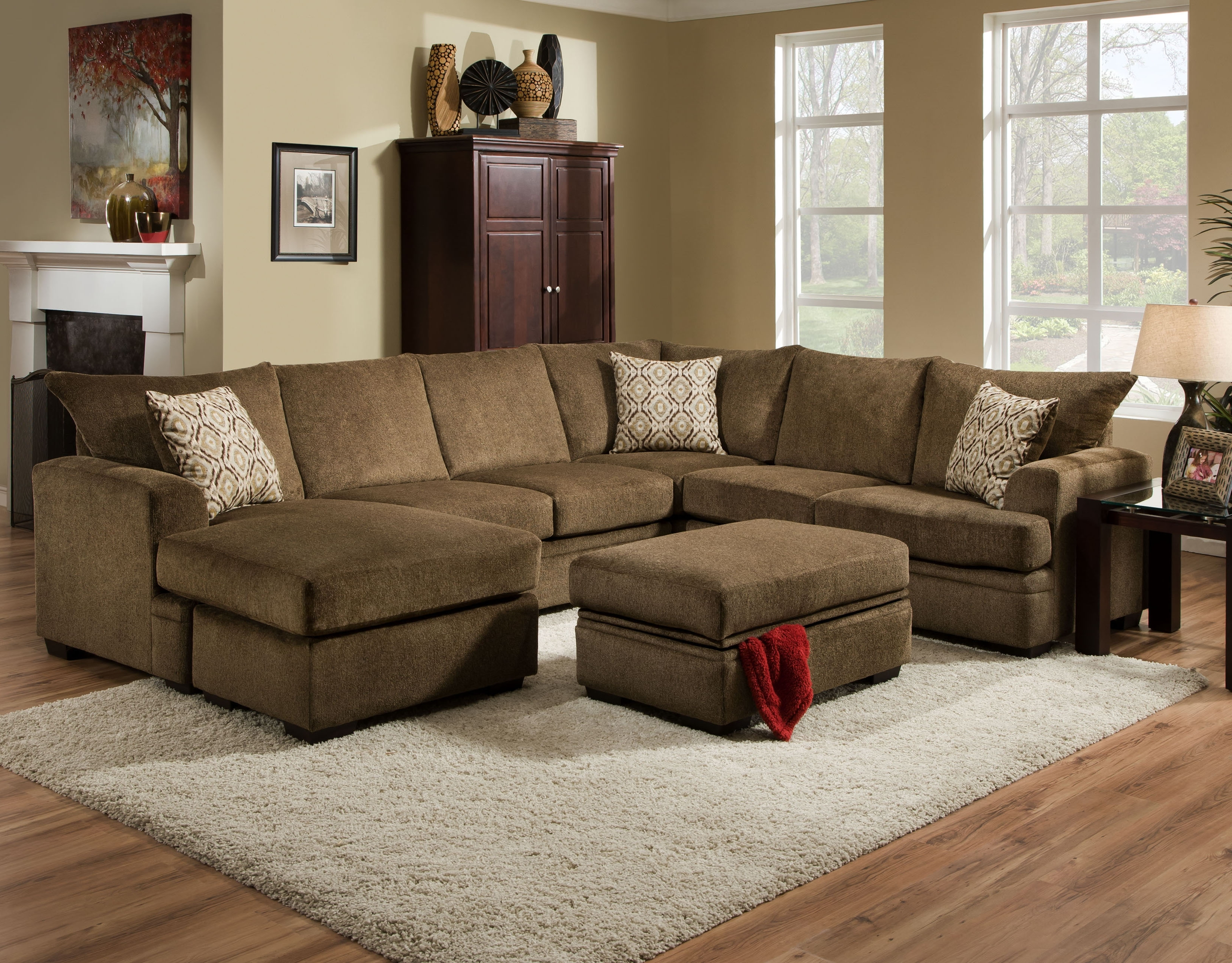 Newest Janesville Wi Sectional Sofas Throughout Living Room – Crazy Joe's Best Deal Furniture (View 3 of 15)