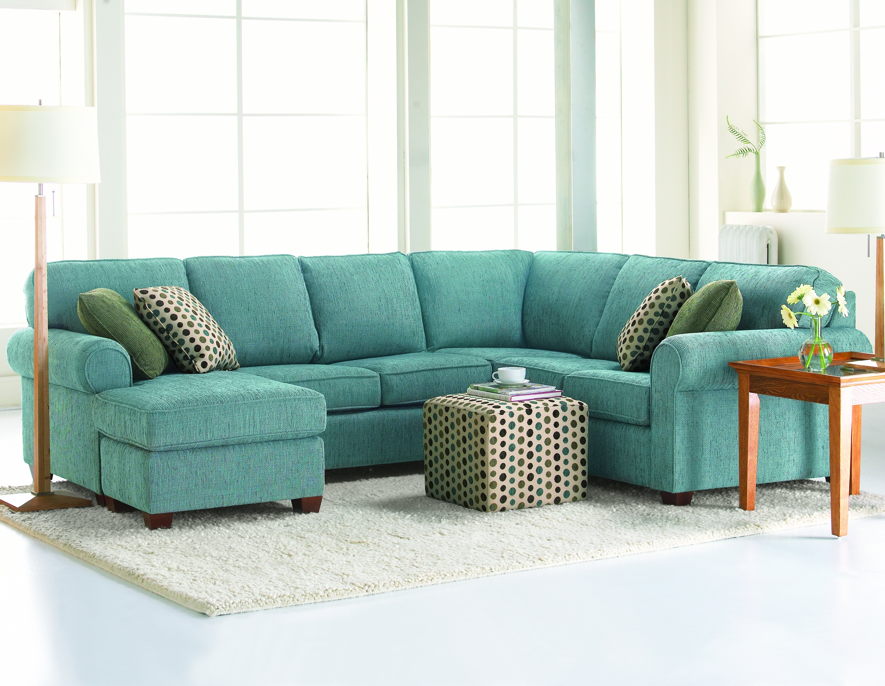 Newest Ontario Sectional Sofas Pertaining To Sectional Sofas – Thompson Brothers Furniture (View 7 of 15)