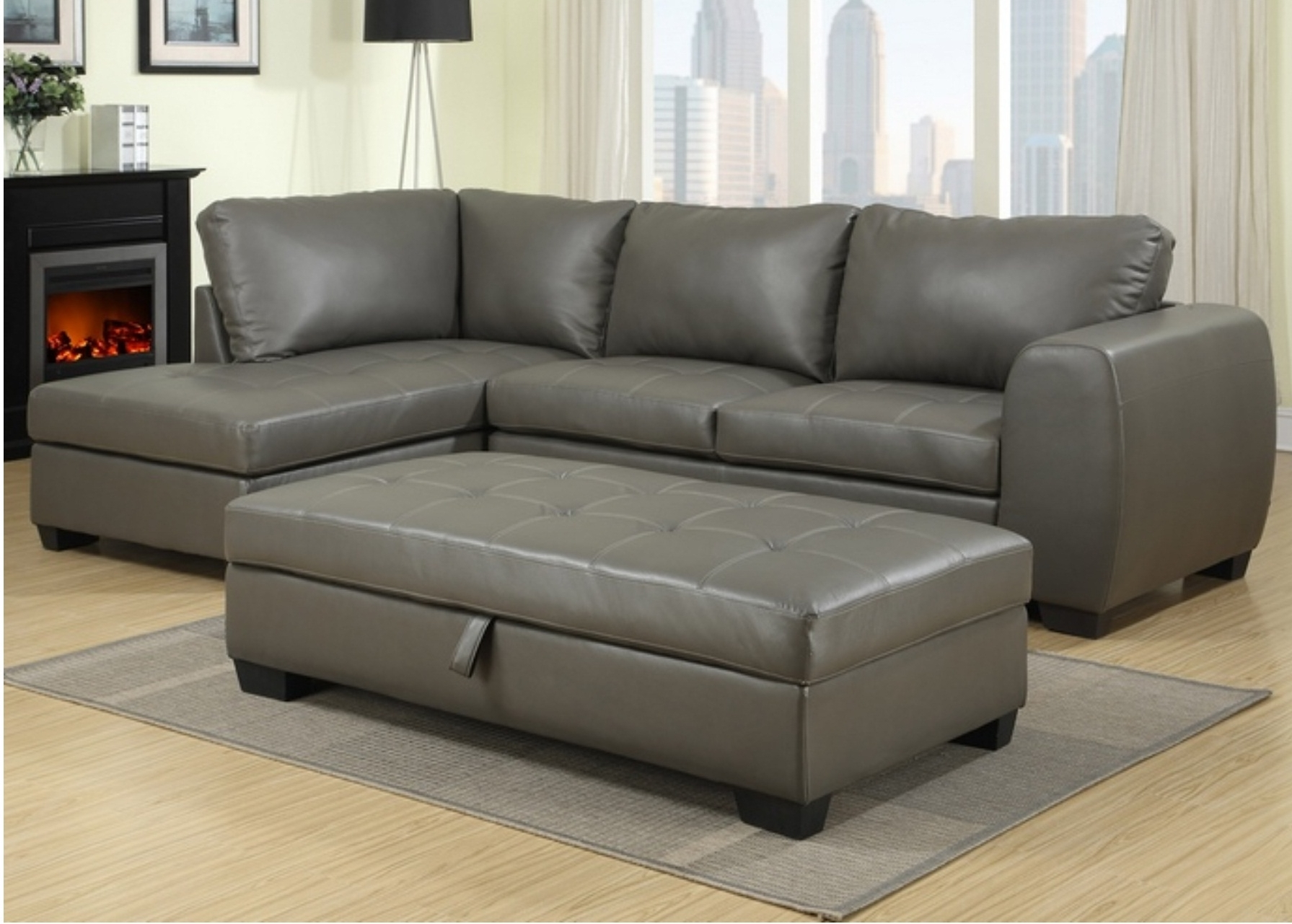 Newest Sectional Couch Bluetonrniture Sets Sofa Inches Day Fiance With Sectional Sofas At Calgary (View 15 of 15)