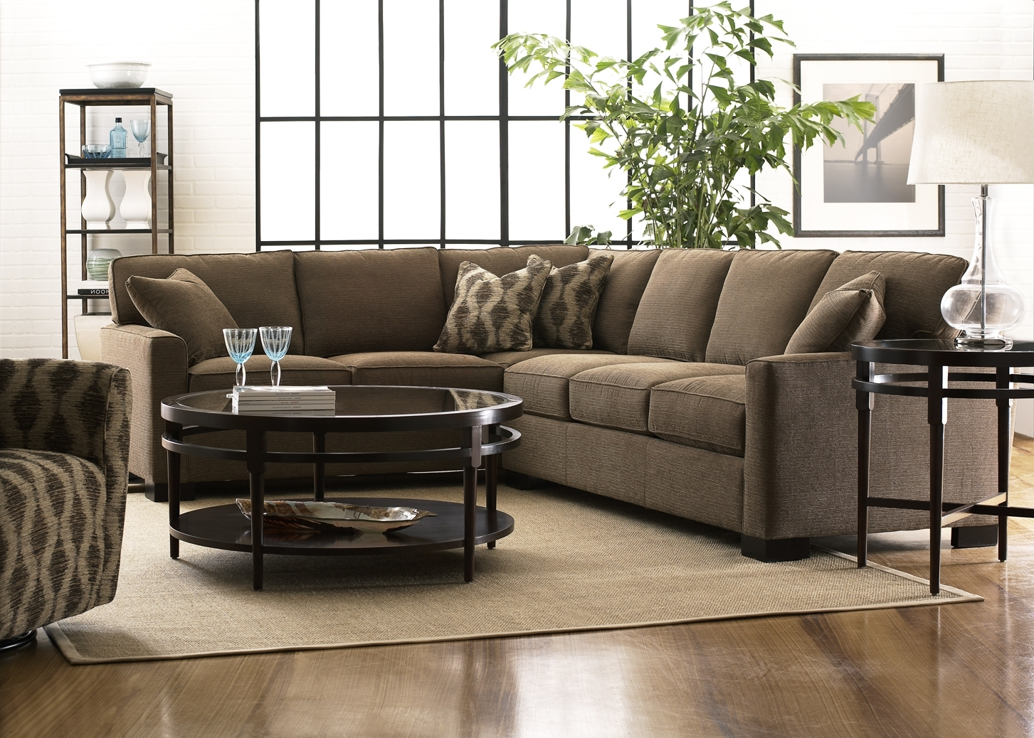 Newest Sectional Sofas For Small Spaces With Recliners Within Small Room Design: Best Sofas For Small Living Rooms Sectional (View 5 of 15)