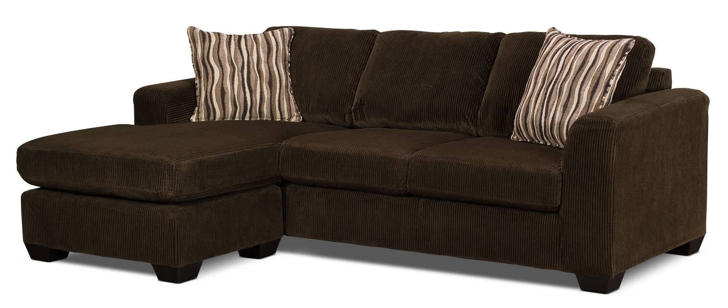 Newest Sofa Chaise Sectionals Inside Sofa : Chaise Sofa Sectional Couches For Sale Leather Sectionals (View 6 of 15)