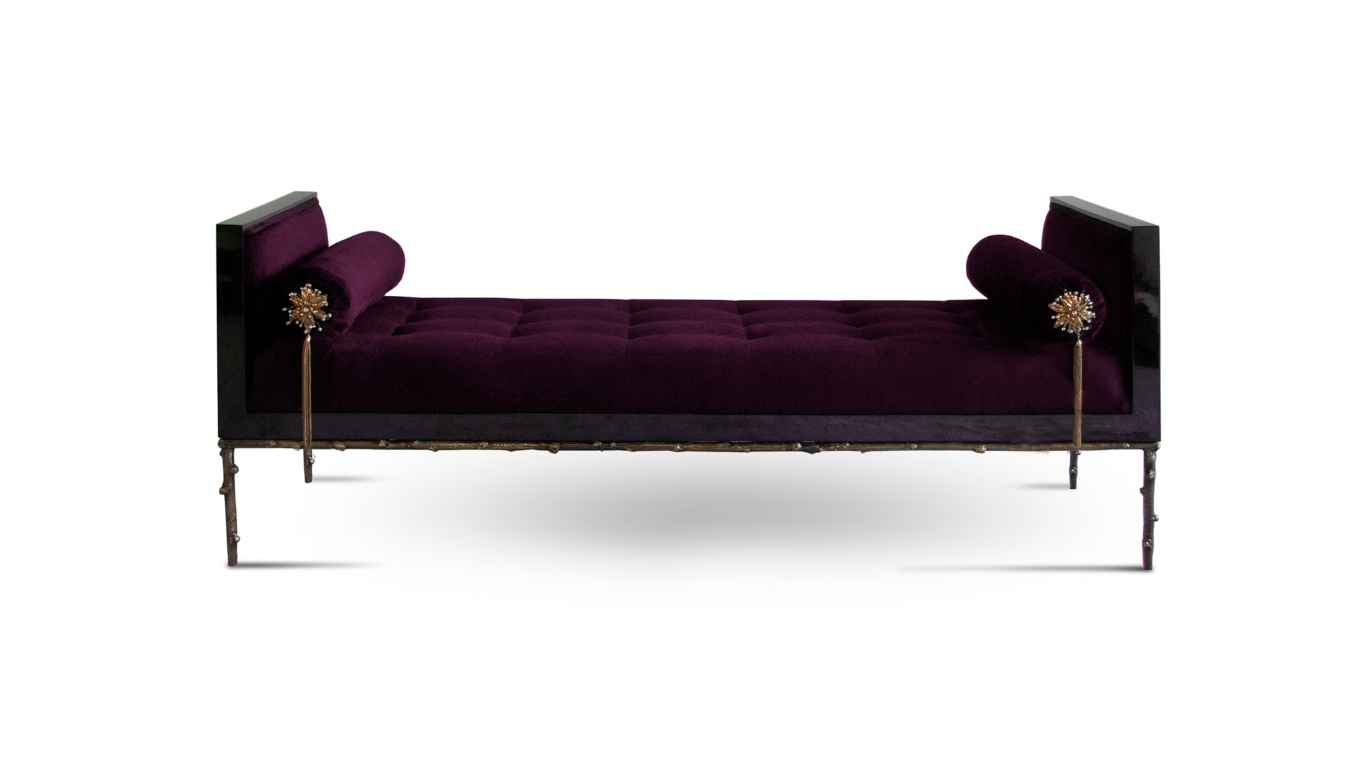 Newest The Best Benches And Chaises For Your Home Decor Regarding Chaise Benchs (View 8 of 15)