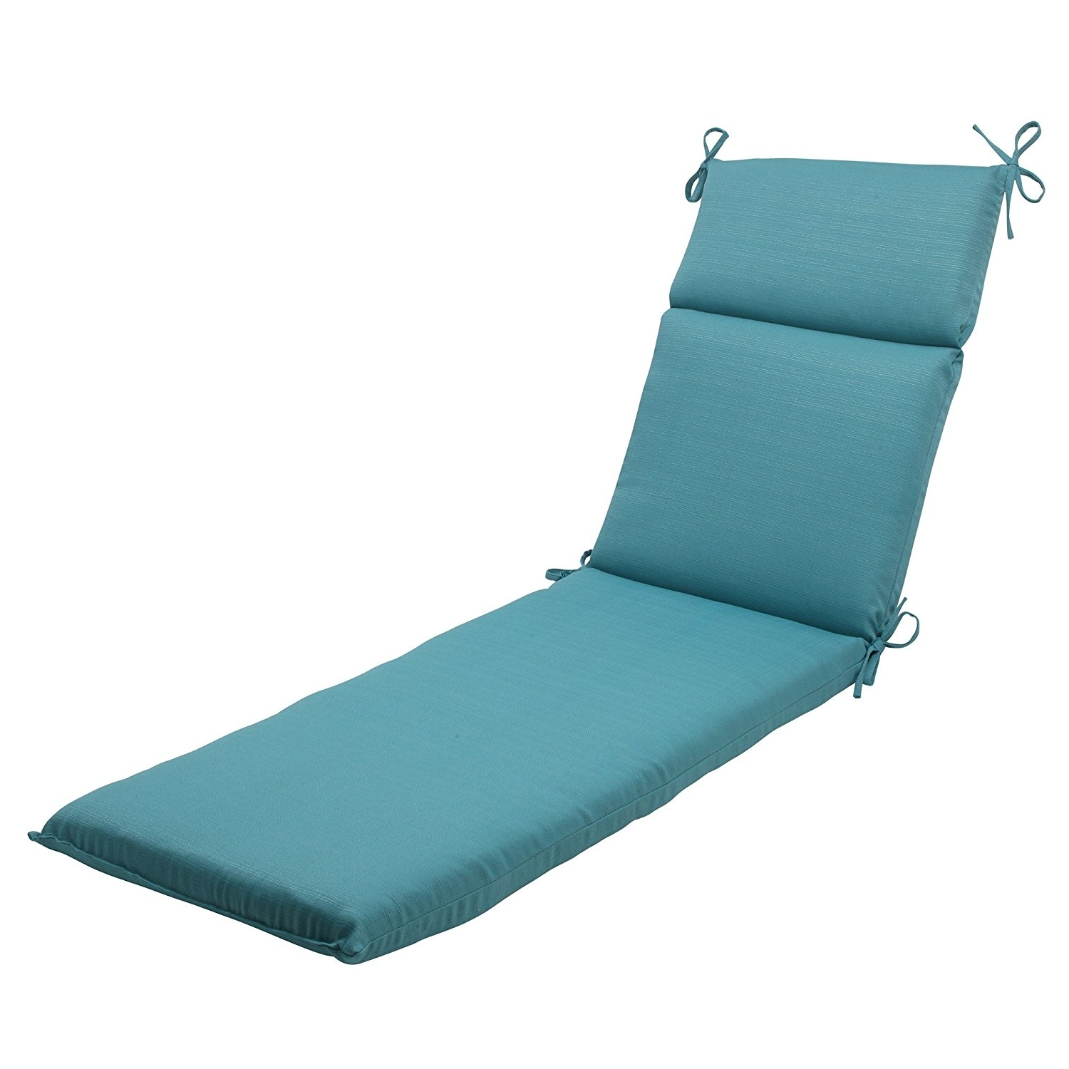 Newest Turquoise Chaise Lounges Inside Amazon: Pillow Perfect Indoor/outdoor Forsyth Chaise Lounge (View 11 of 15)