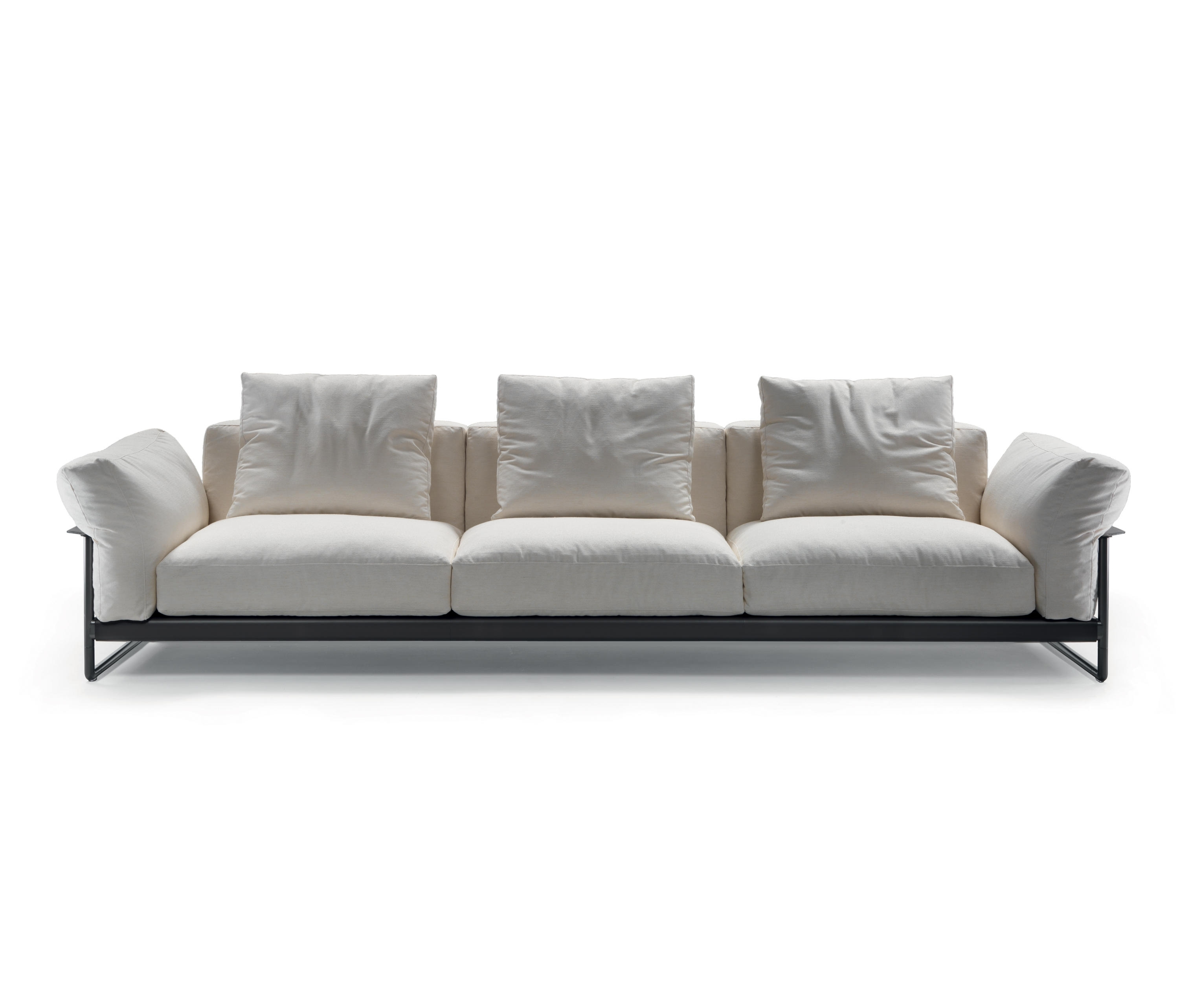 Newest Zeno Light – Lounge Sofas From Flexform (View 1 of 15)
