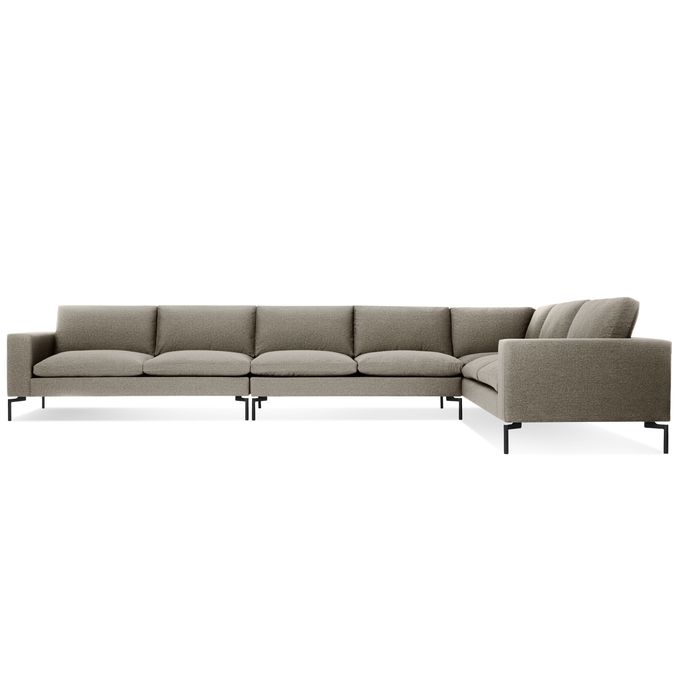 Newfoundland Sectional Sofas Intended For Most Recent New Standard Large Sectional Sofa – Large Sofas (View 11 of 15)