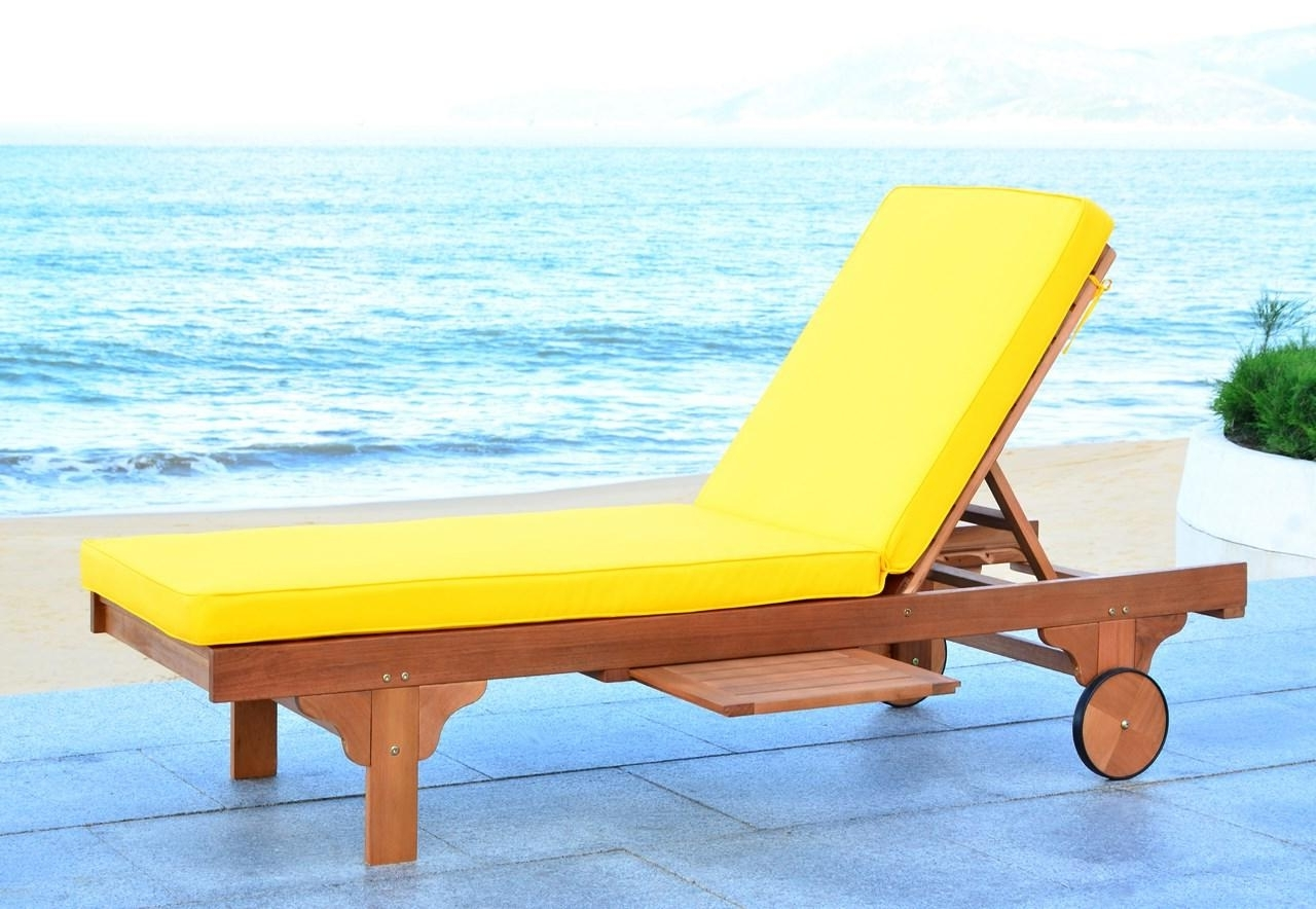 Newport Chaise Lounge Chairs Regarding Newest Chaise Lounge Chair (View 7 of 15)