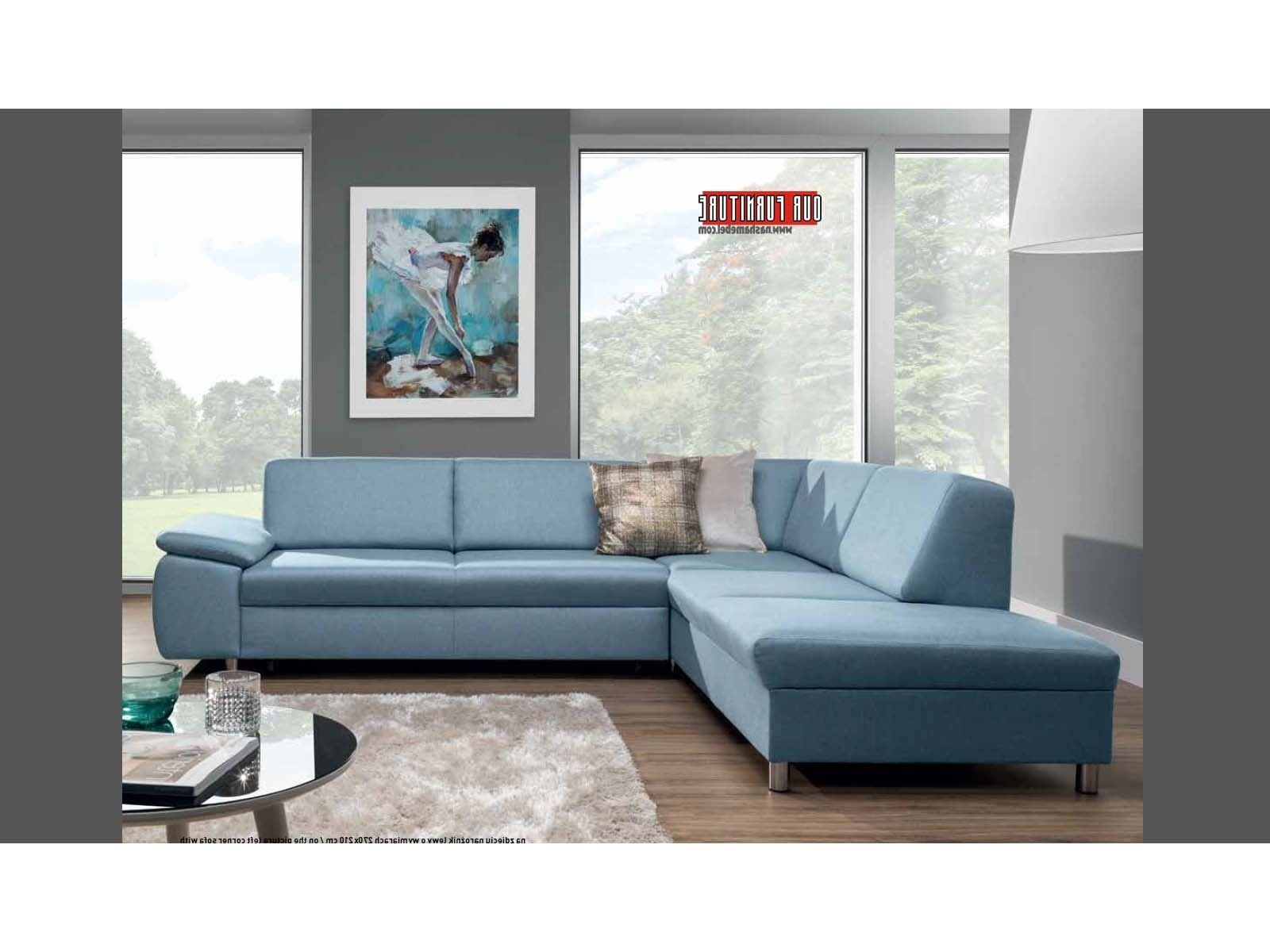 Niagara Sectional Sofas Regarding Most Current Niagara(St)Sectional Sofa Bed (View 8 of 15)