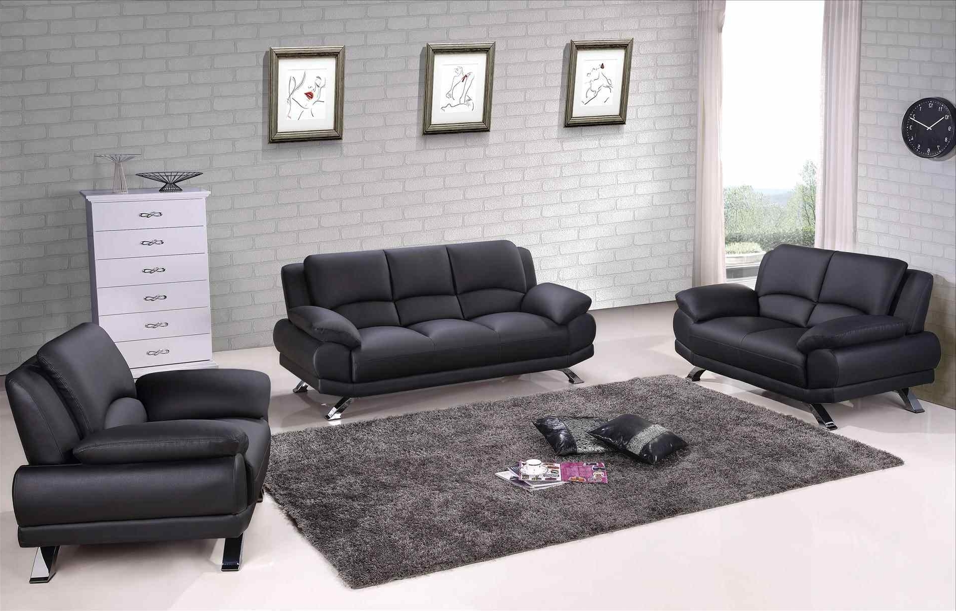 Nj Sectional Sofas Intended For Well Known Couch : Genuine Leather Couches Kramfors Lshape Sectional Youtube (View 4 of 15)