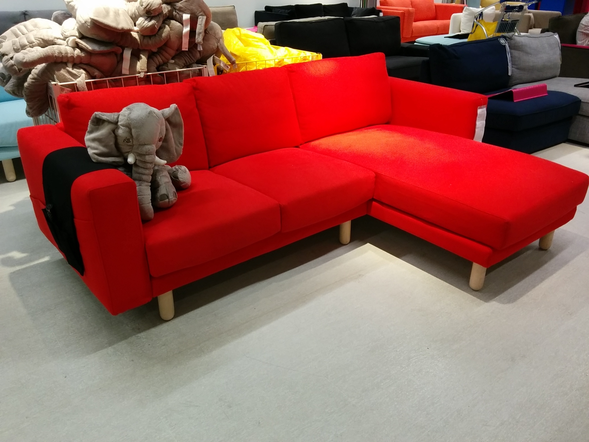 Norsborg Sofa Review Regarding Well Liked Karlstad Chaises (View 14 of 15)