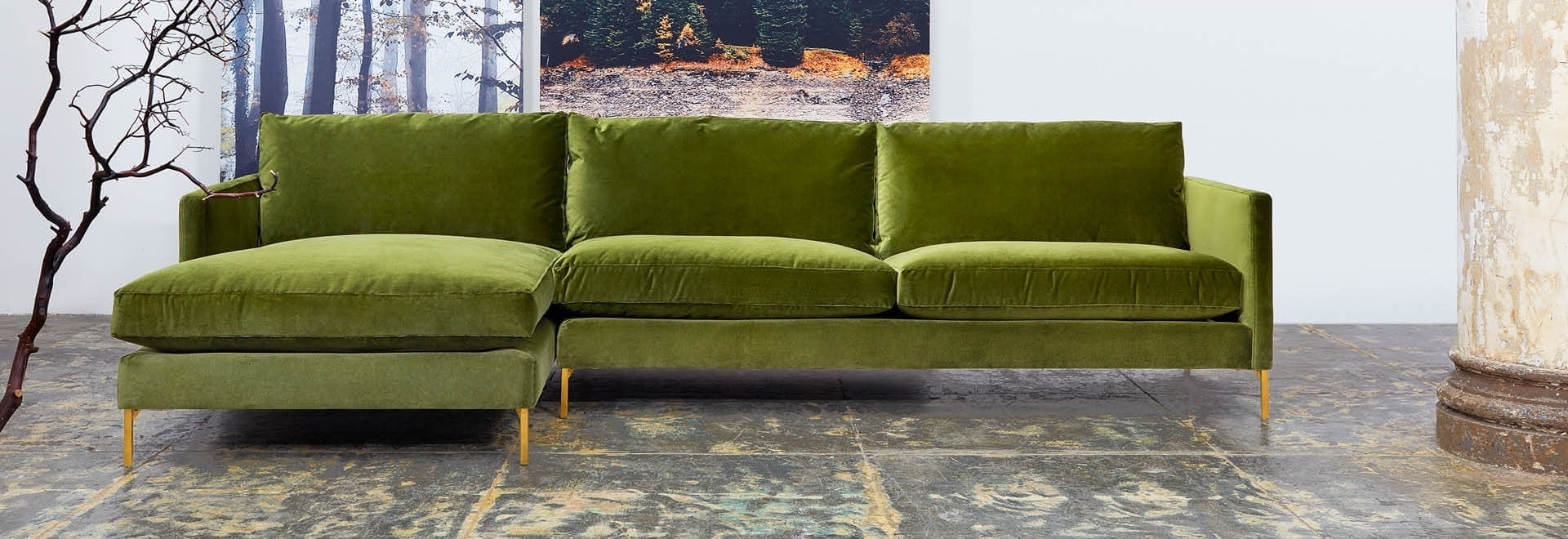 Nyc Sectional Sofas With Regard To 2017 Modern Sectional Sofas For Nyc Apartments At Abc Home (View 9 of 15)