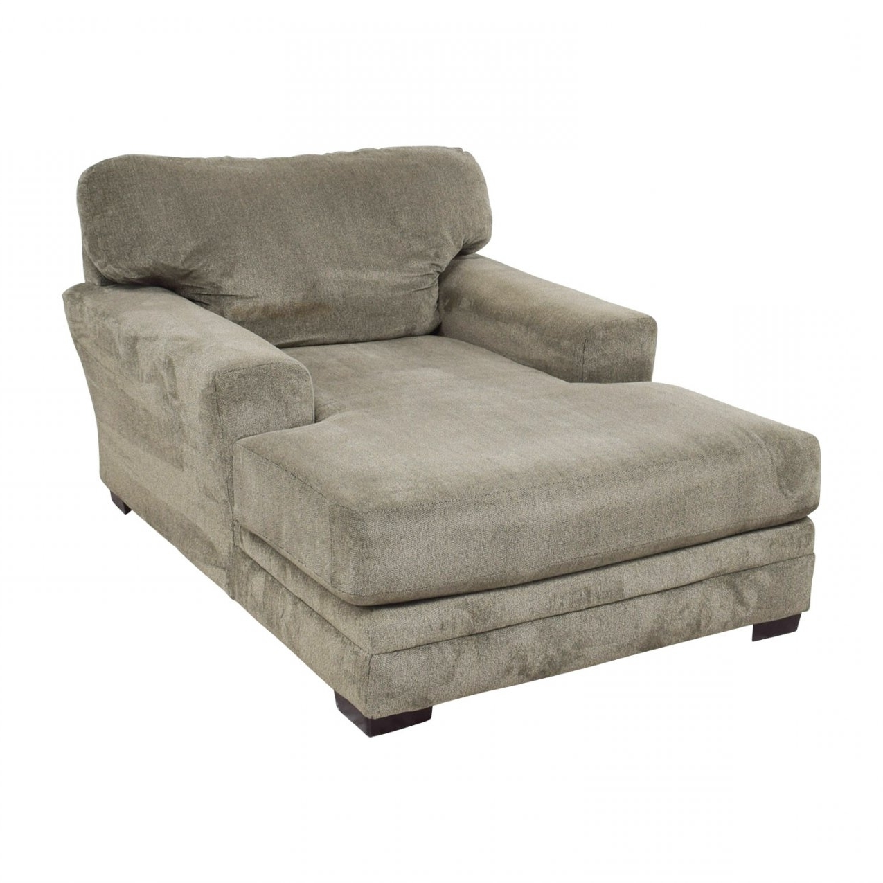 Off – Bob's Furniture Bob's Furniture Grey Chaise Lounge / Sofas Regarding Most Recently Released Bobs Furniture Chaises (View 15 of 15)