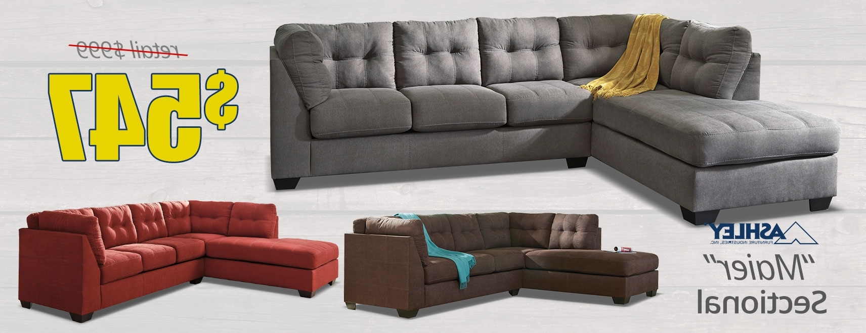 Ohio's #1 Furniture & Mattress Store Within Cincinnati Sectional Sofas (View 13 of 15)