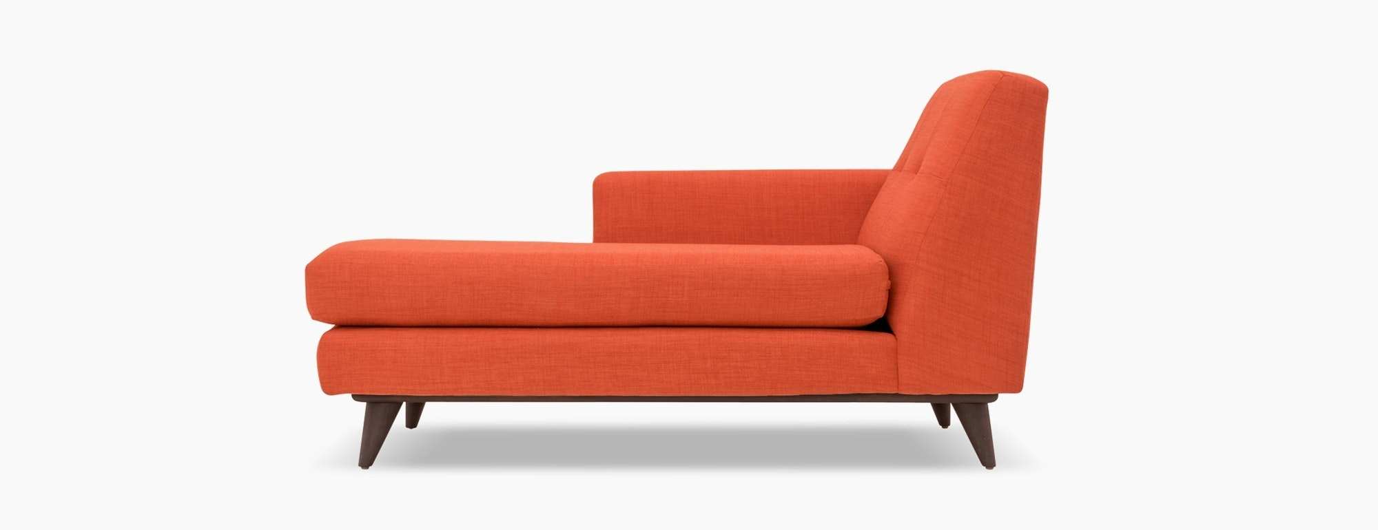 One Arm Chaises Pertaining To Most Popular Hughes Single Arm Chaise (View 10 of 15)