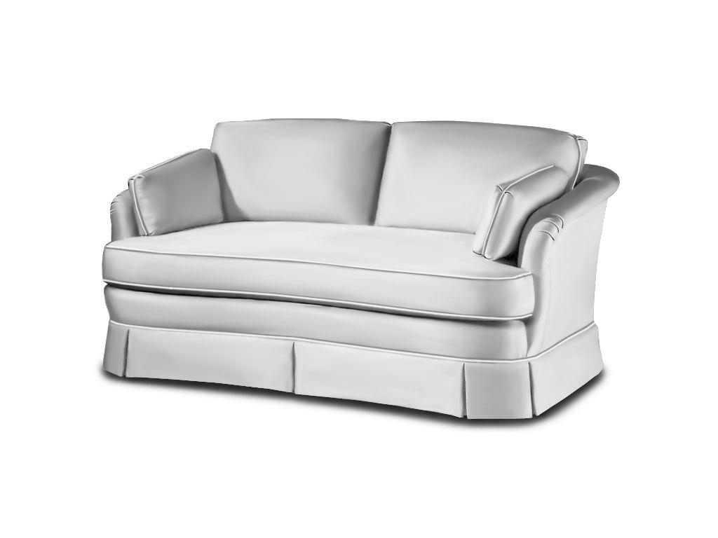 One Cushion Sofas With Regard To Widely Used Sherrill Living Room One Cushion Sofa 2212L – Sherrill Furniture (View 8 of 15)