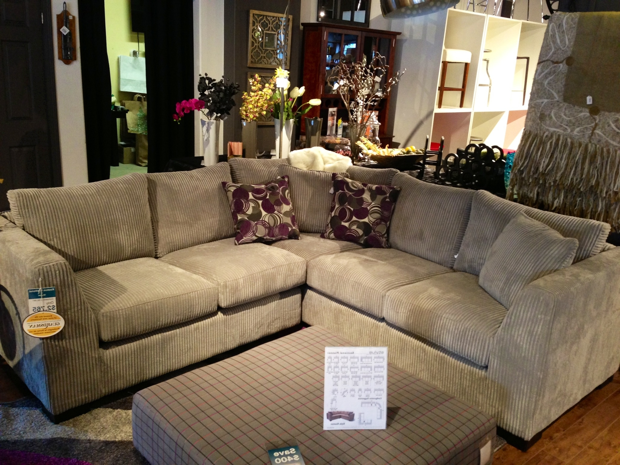 Ontario Canada Sectional Sofas Within Trendy Keaton Sofa Sectionalstylus (View 7 of 15)