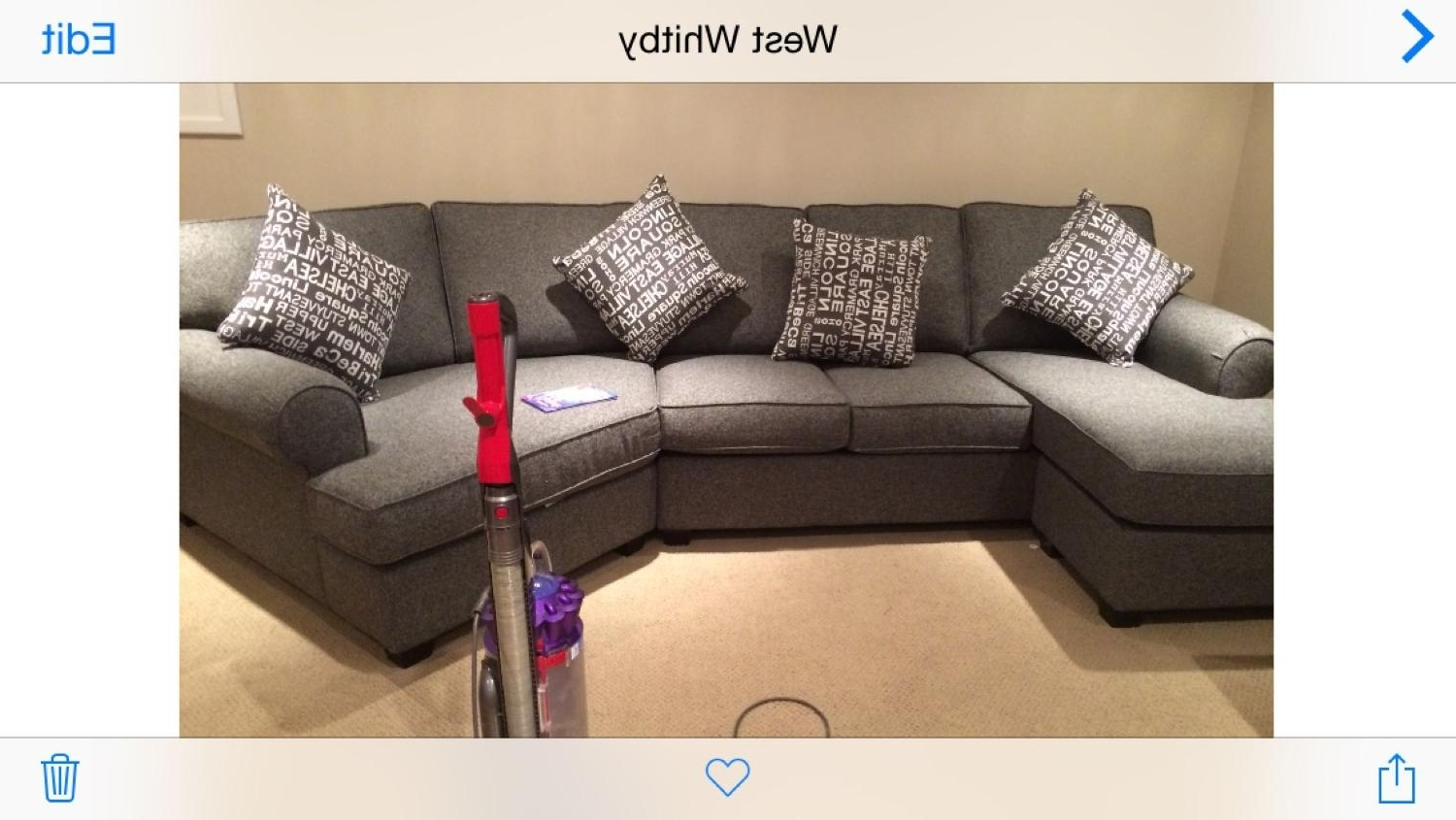 Oshawa Sectional Sofas Pertaining To Latest Living Room Modern Paint Colors With Yellow Neutral Good (View 8 of 15)