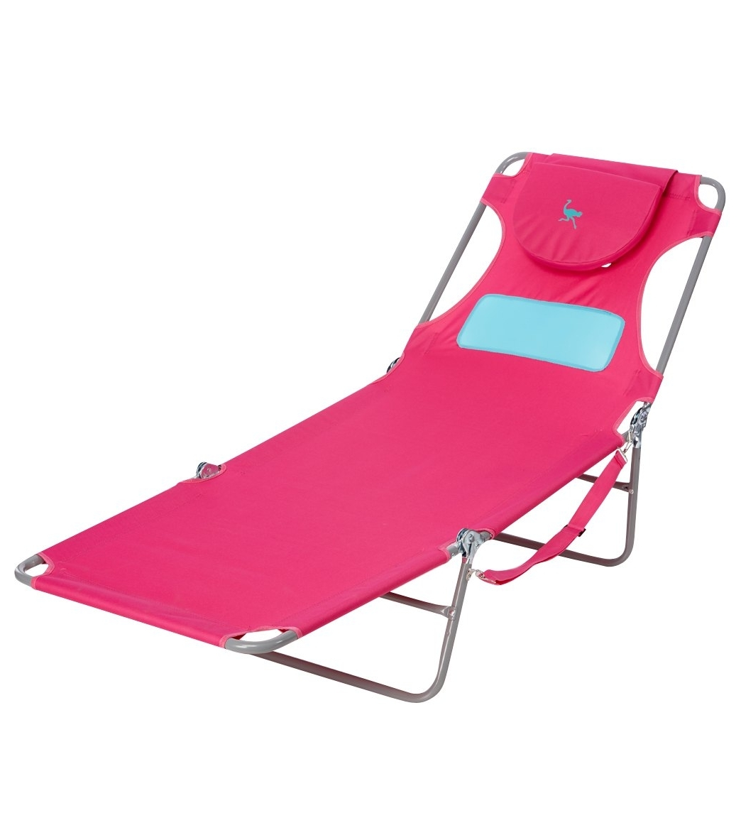 Ostrich Ladies' Face Down Chaise Lounge W/ Chest Cavity At Throughout 2018 Ostrich Chaise Lounges (View 14 of 15)