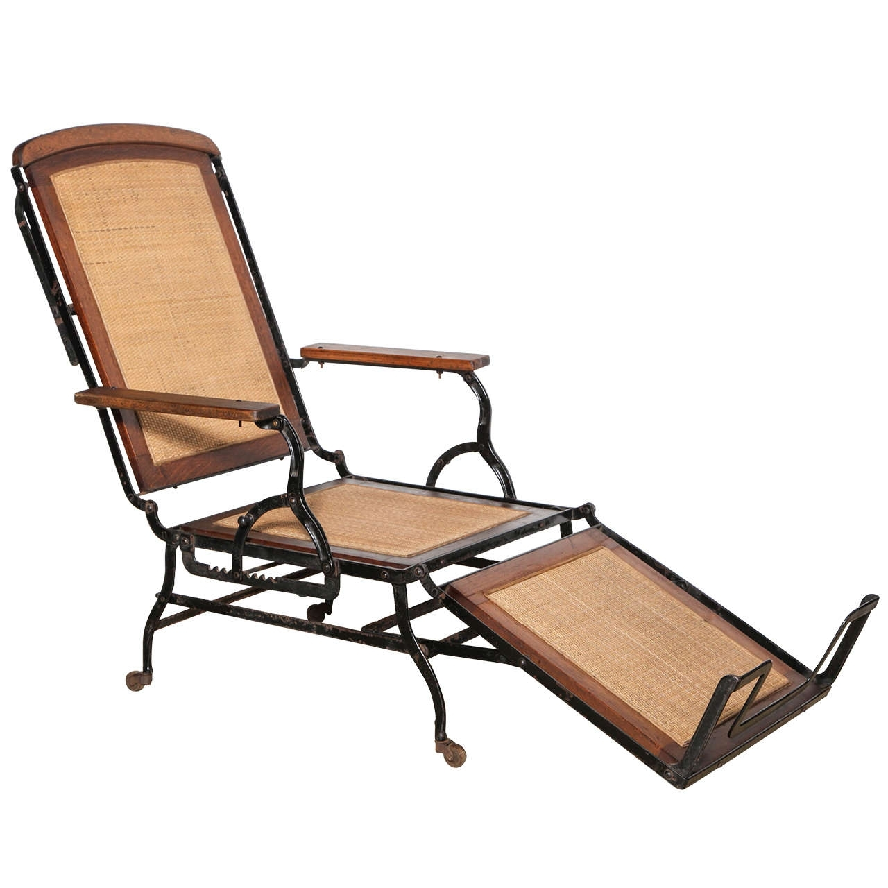 Outdoor Chaise Lounge Chairs Under $200 In Most Popular Cast Iron Chaise Lounge – Chiefkessler (View 12 of 15)